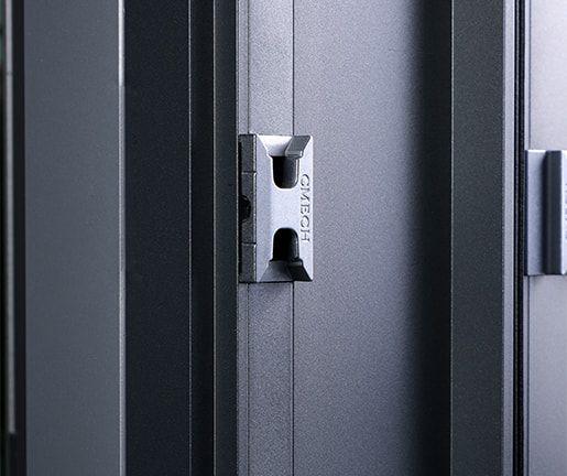 Anti-pick lock point/keeper
